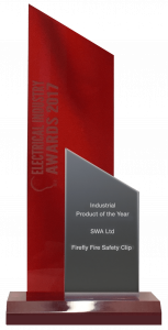 Firefly Industrial Product of the Year Award