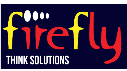 Firefly logo THINK SOLUTIONS