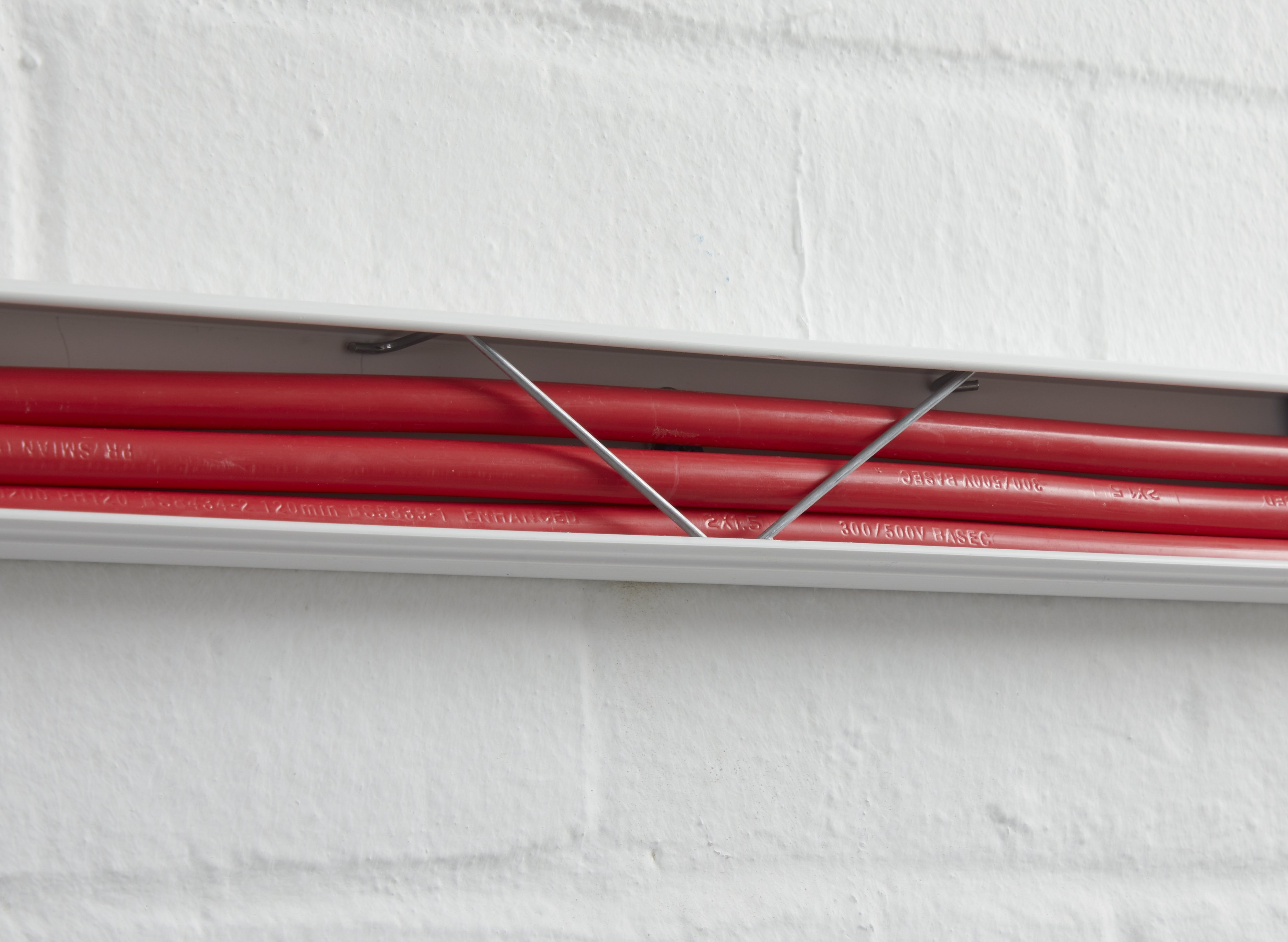 Dramatically reducing the risk of cable entrapment in fires