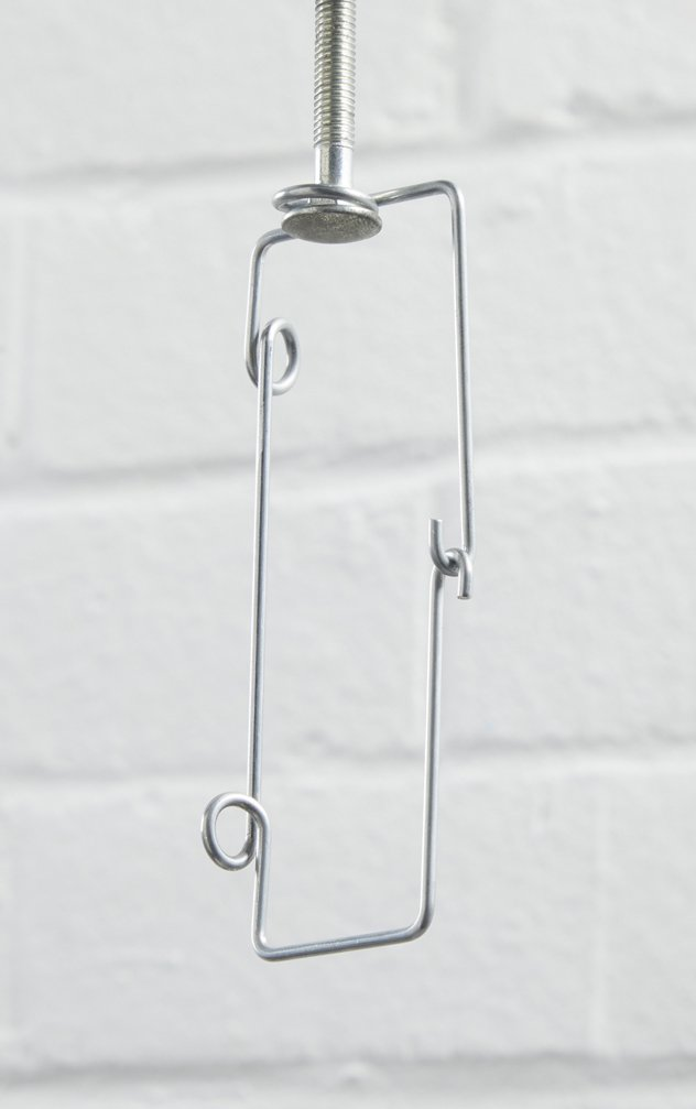 Firefly Multi-Hold clip with ceiling suspension rod cropped